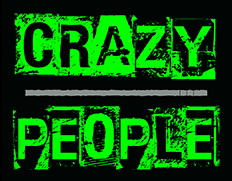 Crazy People Logo